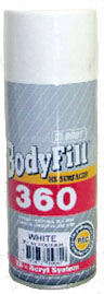 Body Fill 360 plnič sprej bílý 400 ml